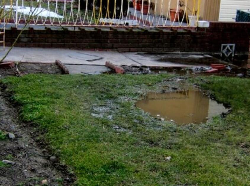 yard-drainage-water-puddle-irvine-ca